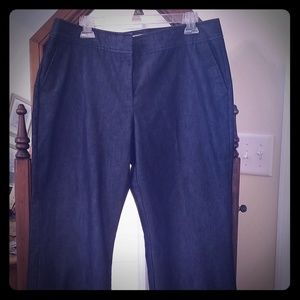 Nordstrom Halogen Denim Trouser